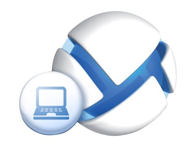 Acronis Backup for PC to Cloud Subscription license renewal (1 year)