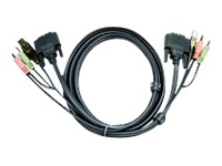 ATEN 2L-7D05UD - Video- / USB- / Audio-Kabel
