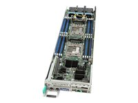 Intel Compute Module HNS2600TP - Server - blade - 2-way - RAM 0 GB - no HDD - GigE - monitor: none
