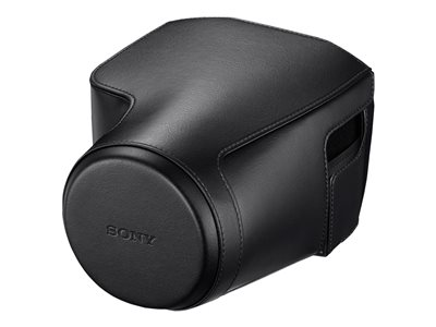 Sony LCJ-RXJ Case for camera synthetic leather black f
