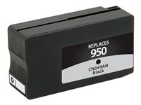 V7 Black ink cartridge (alternative for: HP 950, HP CN049AN)