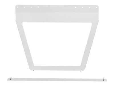 Panduit Net-Contain Universal Single Row Containment - vertical wall adapter