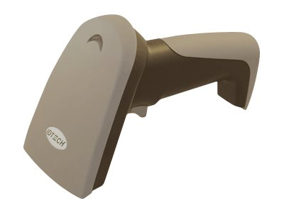 ID TECH BluScan IDBA-4233LRB - Barcode scanner - handheld - 450 scan / sec - decoded - PS/2