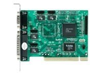 Longshine LCS-6024-A - Adapter Parallel/Seriell - PCI - 3 Anschlüsse