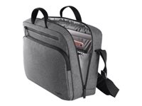 "Belkin Classic Pro Messenger Bag - Notebook carrying case - 15.6"" - heather grey"