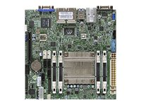 SUPERMICRO A1SAi-2550F - motherboard - mini ITX - Intel Atom C2550