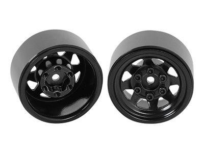 "- 1.0"" Stock Beadlock Wheels"