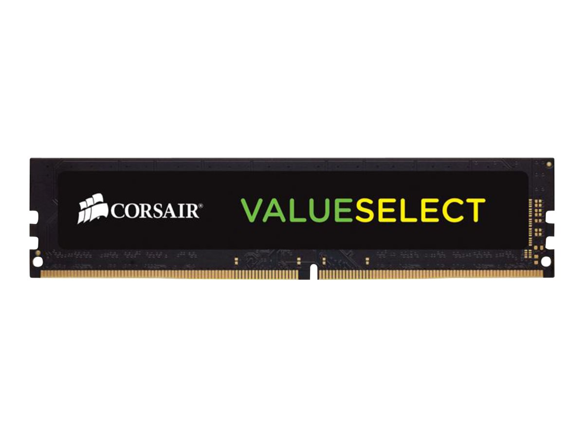 CORSAIR Value Select - DDR4 - 4 GB - DIMM 288-PIN - 2133 MHz / PC4-17000 - CL15