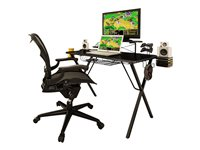 Atlantic Gaming Desk Pro Table charcoal