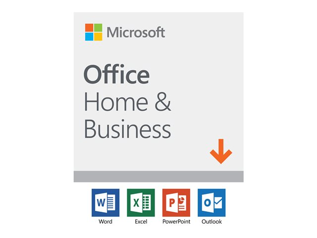 Image of Microsoft Office Home and Business 2019 - licence - 1 PC/Mac