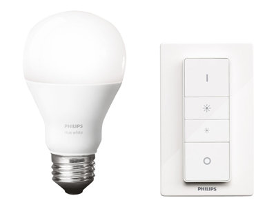 Philips Hue wireless Dimmer Kit E27 9,5W (60W)