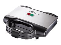 Tefal SM 1552 Ultracompact 700W Rustfrit stål/sort