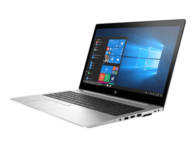 HP EliteBook 15.6' 2500U 8GB 256GB Vega Windows 10 Pro 64-bit