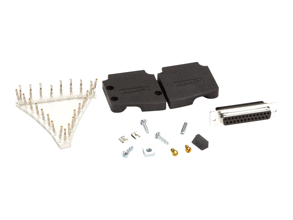 Black Box RS-232 Connector Kit serial connector