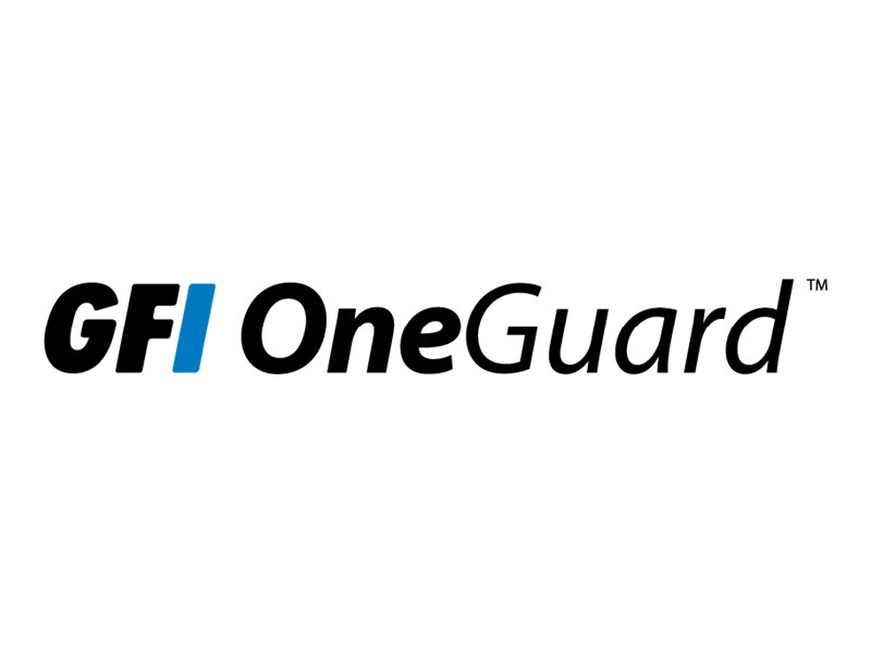 GFI OneGuard Plus Package - subscription license (3 years) - 1 unit