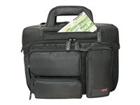 Mobile Edge Corporate 16INCH Laptop & Tablet Briefcase Notebook carrying case 16INCH black