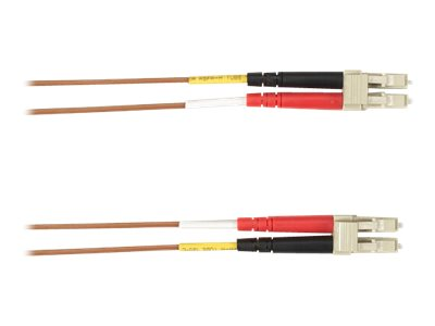 Black Box patch cable - 2 m - brown