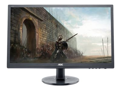 AOC G2460FQ 24' 1920 x 1080 DVI VGA (HD-15) HDMI DisplayPort 144Hz