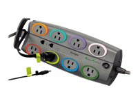 Kensington SmartSockets Standard Adapter Surge protector output connectors