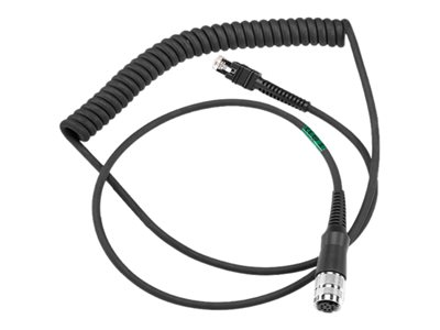 Zebra - Serial cable - 2.74 m - coiled