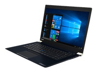 "Toshiba Tecra X40-D-10Z - Core i5 7200U / 2.5 GHz - Win 10 Pro 64-bit - 4 GB RAM - 128 GB SSD - 14"" 1366 x 768 (HD) - HD Graphics 620 - Wi-Fi, Bluetooth - onyx blue with hairline - with 1 Year Reliability Guarantee"