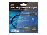 Vantec CB-U300GNA Network adapter USB 3.0 Gigabit Ethernet x 1