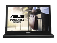 ASUS MB168B LED monitor 15.6INCH portable 1366 x 768 TN 200 cd/m² 11 ms USB