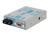 Omnitron FlexPoint 232 Media converter RS-232 serial RS-232