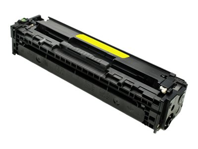 eReplacements CF412A-ER - Yellow - toner cartridge (alternative for: HP 410A) - for HP Color LaserJet Pro M452, MFP M377, MFP M477