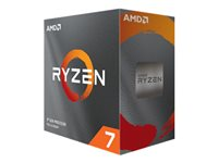AMD CPU Ryzen 7 3800XT 3.9GHz 8 kerner  AM4