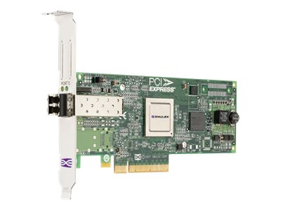 Emulex 8Gb FC Single-port HBA for IBM System x - Hostbus-Adapter - PCIe x4 - 8Gb Fibre Channel - für System x3100 M5; x3250 M6; x32XX M2; x34XX; x3550 M2; x3650 M2; x3650 M4 HD; x3950 M2
