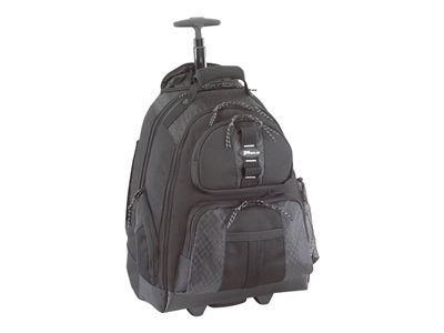 Targus Rolling Notebook carrying backpack 15.4INCH 16INCH black image