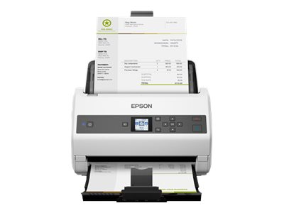 Epson WorkForce DS-870 Document scanner Duplex Letter 600 dpi x 600 dpi  image
