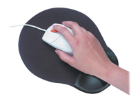 Lindy Mouse Pad With Gel Wrist Rest
