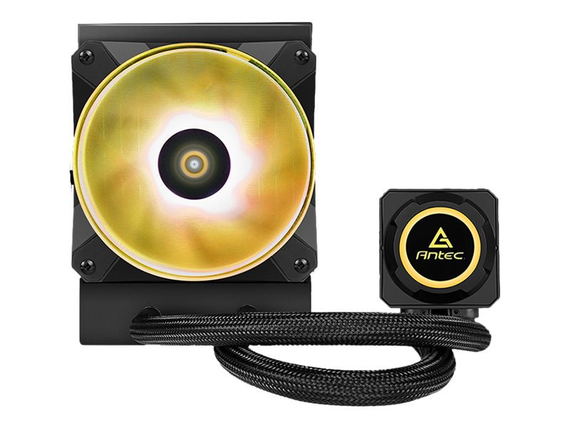 Antec KÜHLER H2O K120 RGB liquid cooling system CPU heat exchanger with integrated pump