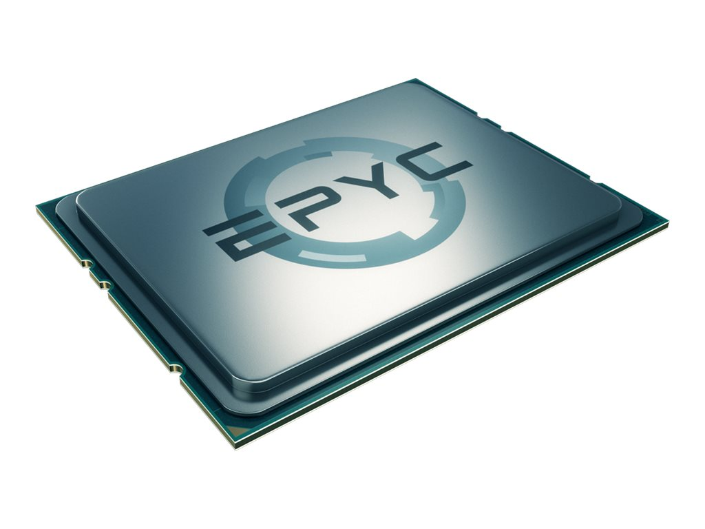 AMD EPYC 7601, 2,2 GHz (3,2 GHz Turbo Core Speed)