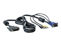 HPE USB Server Console Cable - Video- / USB-Kabel