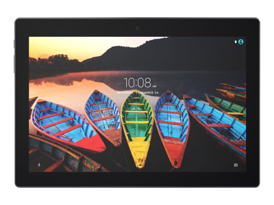Lenovo TAB 3 X70L ZA0Y 10.1' 16GB Sort Android 6.0 (Marshmallow)