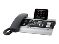 Gigaset DX800A all in one - Corded phone / VoIP phone / ISDN phone