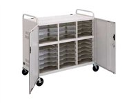Da-Lite CT-LS30 Notebook storage cart gray