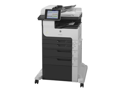 HP LaserJet Enterprise MFP M725f Multifunction printer B/W laser