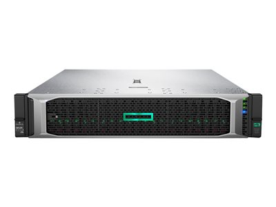 HPE ProLiant DL380 Gen10 Server rack-mountable 2U 2-way 1 x Xeon Silver 4110 / 2.1 GHz