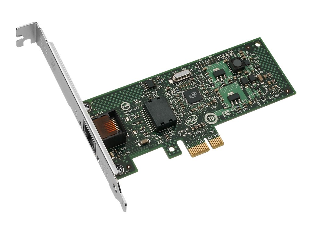 Intel Gigabit CT Desktop Adapter - Netzwerkadapter - PCIe Low-Profile - GigE - 1000Base-T