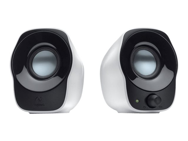 Image of Logitech Z-120 - speakers - for portable use