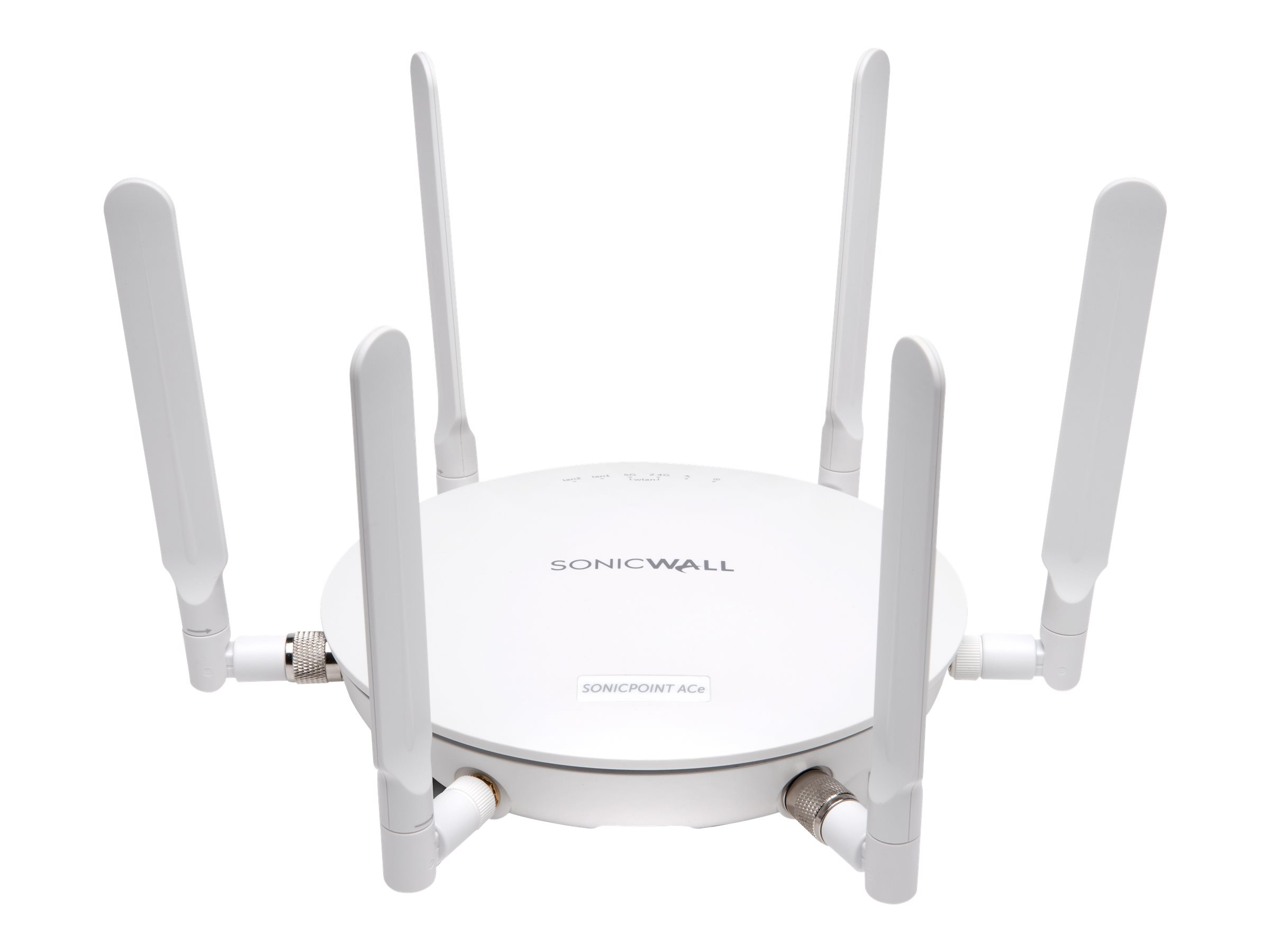 SonicWall SonicPoint ACe - Drahtlose Basisstation - mit Dynamic Support 24X7 für 3 Jahre - Wi-Fi - Dualband - mit SonicWALL 802.3at Gigabit PoE Injector