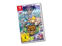 Snack World The Dungeon Crawl - Gold