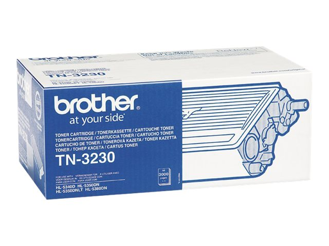 Brother TN-3230 - black - original - toner cartridge