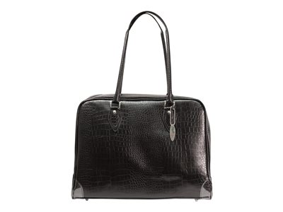 Mobile Edge Milano 15.6INCH to 16INCH Notebook Tote Notebook carrying case 15.6INCH 16INCH black