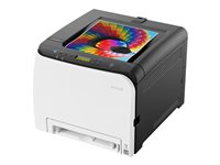 Ricoh SP C262DNw Printer color Duplex laser Legal 2400 x 600 dpi