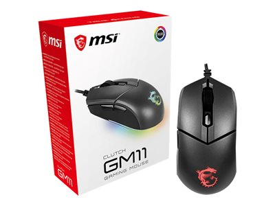 msi clutch gm11 gaming (CLUTCH GM11 for bedrift | Atea eShop
